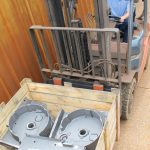 Clarksville Foundry offers turnkey crating and shipping capabilities.
