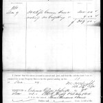 Clarksville Foundry Munitions Order from Confederate States 1861