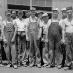 Foundry Workers, 1961
