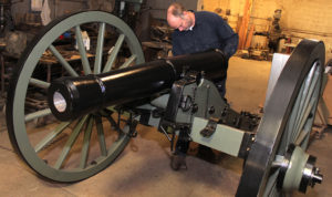 Model 1841 6-Pounder Field Gun Replica - Clarksville, Tenn